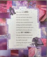 Isaiah 55 10-11