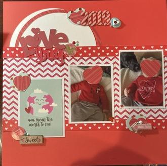 LoveBug Valentines Day