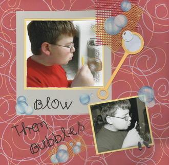 Blow them bubbles