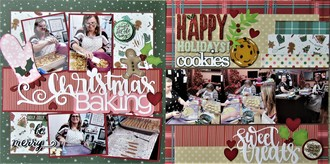 Christmas Baking - Lizzie - 2020
