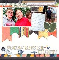 #Scavenger Hunt!