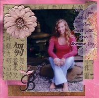 Brittany (6x6 Magnet Layout) - Cactus Pink Reveal