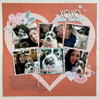 XOXO - Selfies with Lucy