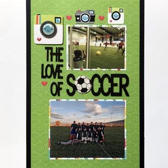 The Love of Soccer (Feb Rewind)