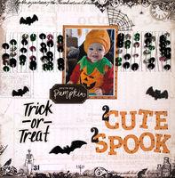 2 Cute 2 Spook (Feb 2021 Motivational Challenge # 19)