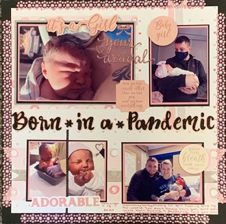 Born in a Pandemic