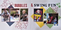 Bubbles & Swing Fun