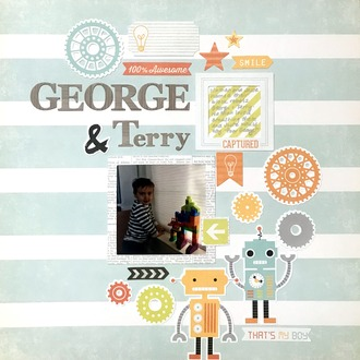 George & Terry
