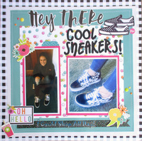Hey There Cool Sneakers