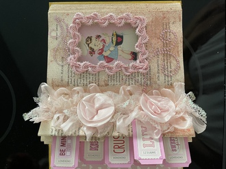 Altered Valentines Day Book