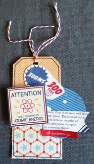 Atomic Energy tag