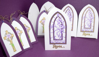 Rejoice Card 2021 with Bookmark