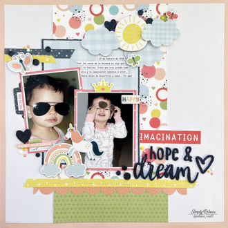 Hope & Dream Layout