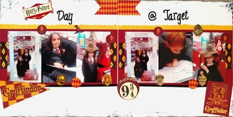 Harry Potter Day @ Target