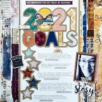 2021 Crafty Goals