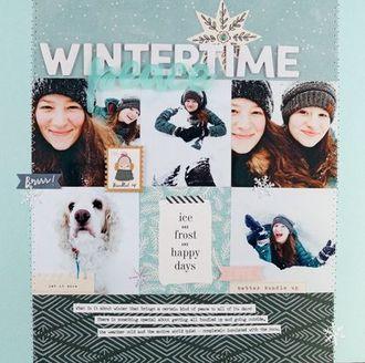 Wintertime Peace