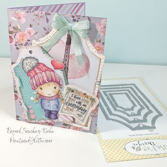 Cozy Friend Card