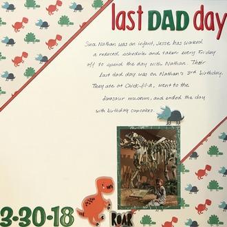 Last Dad Day