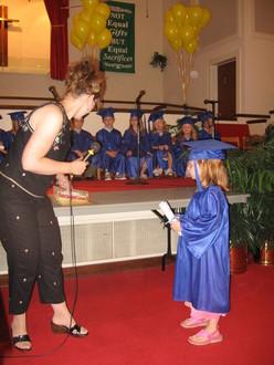 Emma's Graduation