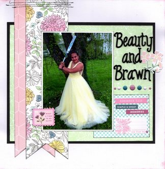 Beauty and Brawn