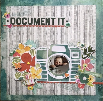 Document It/ Mar 3 in a Row
