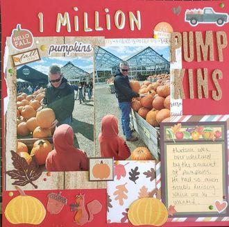 1 Million Pumpkins