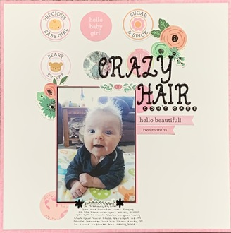 Crazy Hair - Don't Care