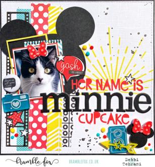 Her Name Is Minnie Cupcake