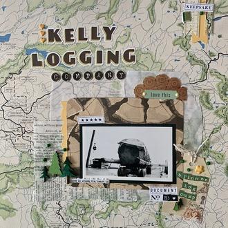 Kelly Logging Company