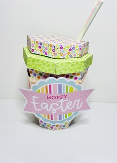 Hoppy Eater Coffee Cup