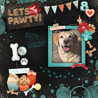 Let's Pawty