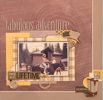 Fabulous Adventure