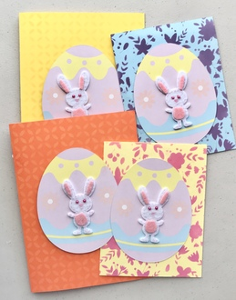 2021 4 Easter cards