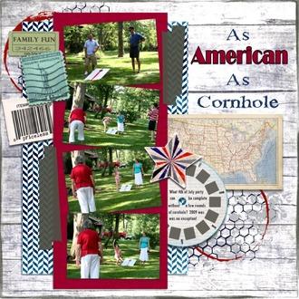 As American As Cornhole