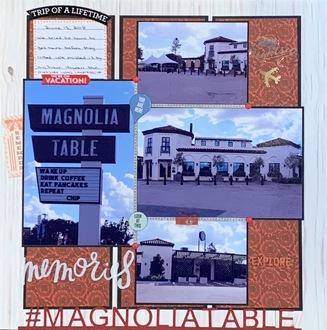 Magnolia Table