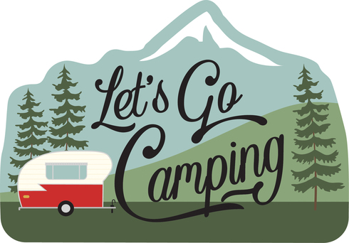 Echo Park Let's Go Camping
