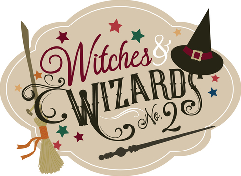 Witches & Wizards No. 2 Echo Park