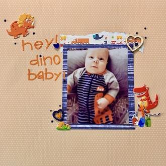 Hey! Dino baby !