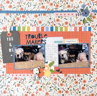 Trouble Makers/ Becky Fleck 219