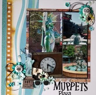 Muppets Plaza