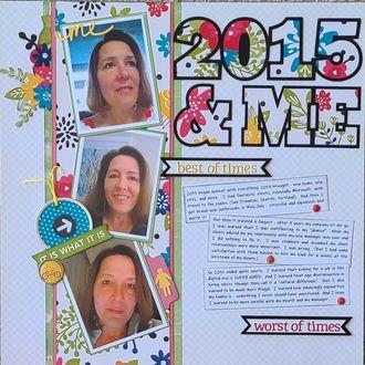 2015 & Me