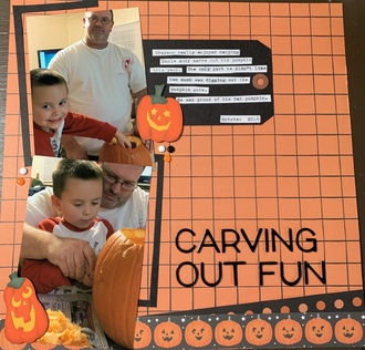 Carving Out Fun