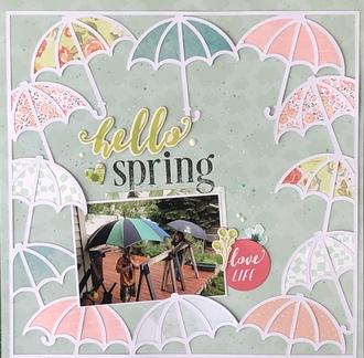 Hello Spring/ Apr Mood board