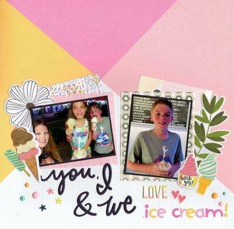 You, I & We Love Ice Cream