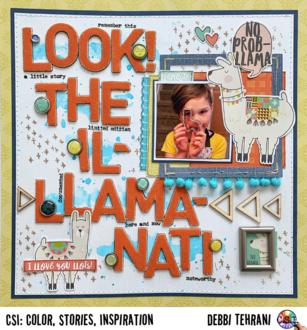 Look! The Il-llama-nati
