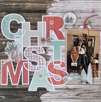 Christmas/ Grab 5