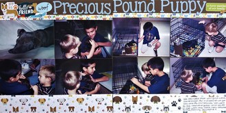 Precious Pound Puppy