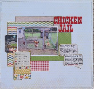 Chicken Jail