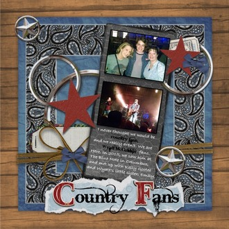 Country Fans