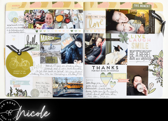 March Memory Page